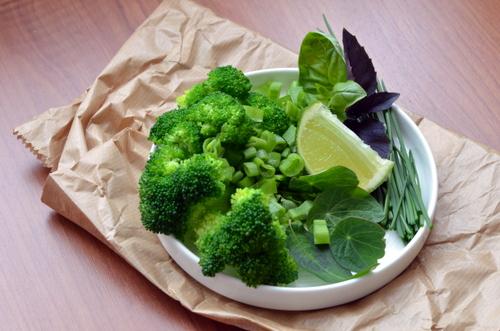 zeleninové pho