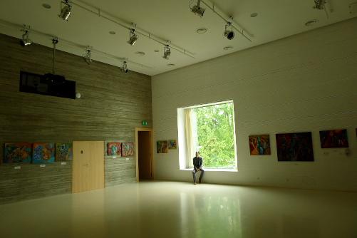Spolkový dům - interiér